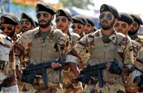 Het leger van Iran