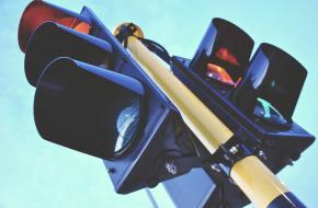 Uitvinding van het verkeerslicht