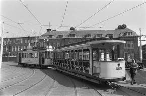 geschiedenis tram
