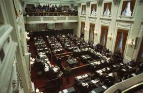 Geschiedenis zomerreces Tweede Kamer
