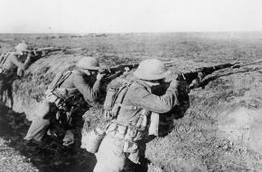 Amerika deelname Eerste Wereldoorlog