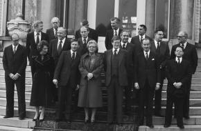 cda van agt I kabinet 1977