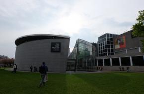 Het Van Gogh Museum.
