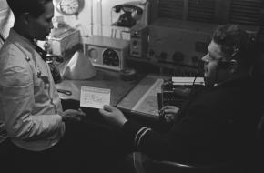Verdwenen beroep marconist radio-officier telegrafie