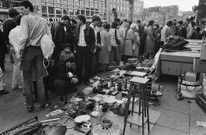 Geschiedenis vrijmarkt
