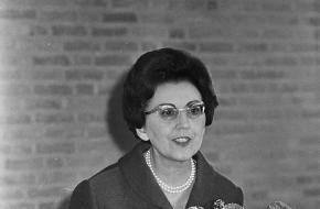 Marguerite De Riemaecker-Legot, de eerste vrouwelijke minister van Belgie