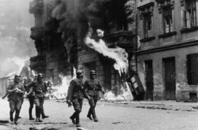 Joodse opstand in de getto van Warschau