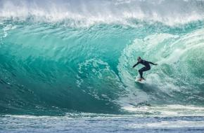 Surfen Tahiti James Cook