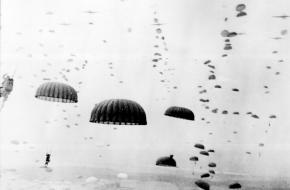 Parachutisten Market Garden
