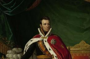 Willem I, via Rijksmuseum