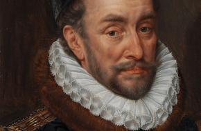 Willem van Oranje / Willem de Zwijger portret - Adriaen Thomasz. Key
