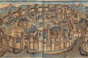 turkse betrekkingen Constantinopel