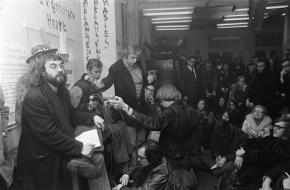 Roel van Duijn Provo's Kabouterbeweging