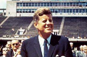 Affaire van John F Kennedy