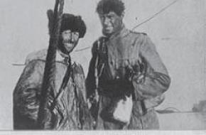 Van Dongen en Amundsen