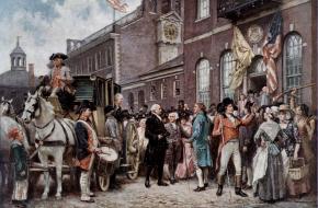 Geschiedenis inauguraties president