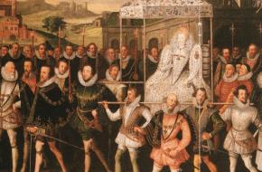 Elizabeth I van Engeland