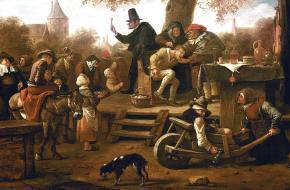 Historische achtergrond van er komt leven in de brouwerij