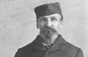 Alfert G. Packer. Bron: Wikimedia Commons.