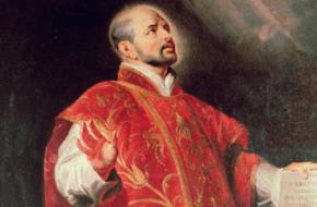 Ignatius van Loyola, oprichter van de Jezuitenorde