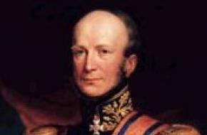 'Koning Willem II' door onbekende artiest (19e eeuw)