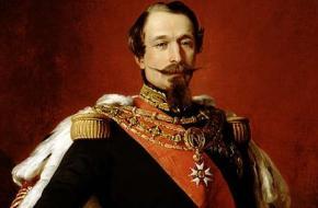 Napoleon III keizer Frankrijk