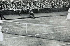 geschiedenis van Wimbledon