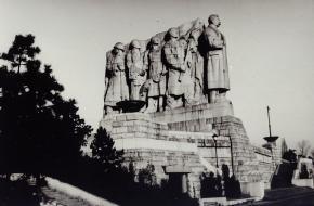 Monument voor Stalin