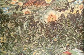De Slag bij Kilkis-Lachanas