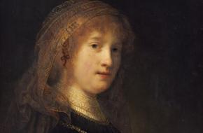 De vrouw van Rembrandt