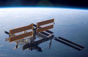 Ruimtestation ISS, Wikimedia Commons