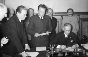 Molotov von Ribbentrop pact