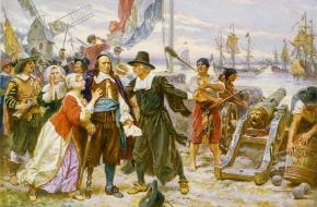 Nieuw Amsterdam veroverd door de Engelsen