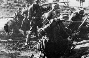 Het Griekse leger in 1912