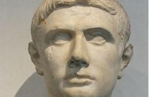 Brutus moordenaar van Julius Caesar