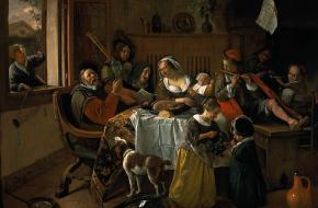Huishouden Jan Steen