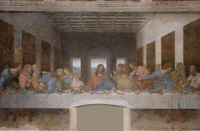 Da Vinci laatste avondmaal