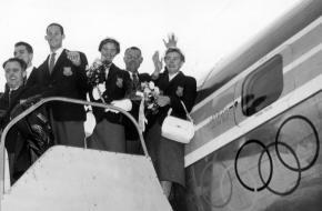 Nederlandse Olympiers naar Melbourne