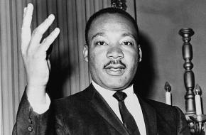 moord op martin Luther king