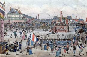 Executie van Robespierre