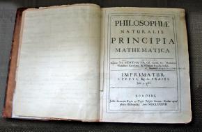 Philosophia Naturalis Principia Mathematica