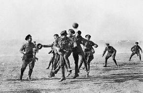 De kerstvrede tijdens de Eerste Wereldoorlog 1914