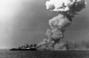 Slag in de Golf van van Leyte