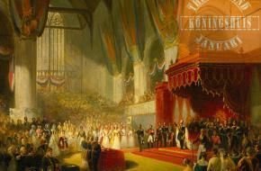 Willem II 1848 Grondwet
