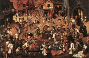 Carnaval door de eeuwen heen