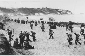 Marokkaanse soldaten in de Tweede Wereldoorlog