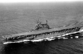 Vliegdekschip USS Enterprise