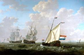 Handelscompagniën voor de VOC