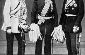 Bismarck en Moltke