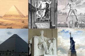 wereldwonderen toen en nu